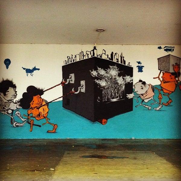 Foto tirada no(a) Museu Afrobrasil por Bel L. em 10/29/2012