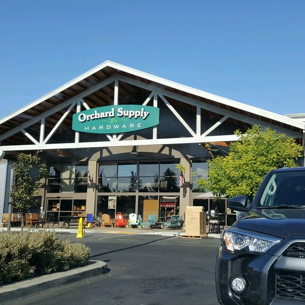 All Orchard Supply Hardware stores to close by year's end Customers sad about Orchard Supply Hardware's demise Social media grieves over OSH shutting its .