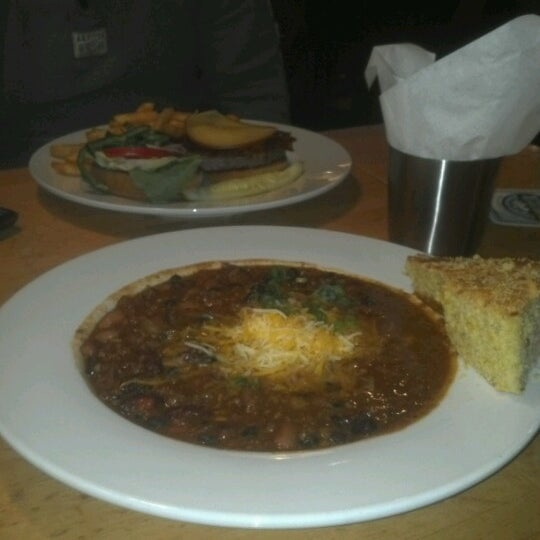 Photo taken at Snake River Brewery & Restaurant by Dana H. on 10/9/2012