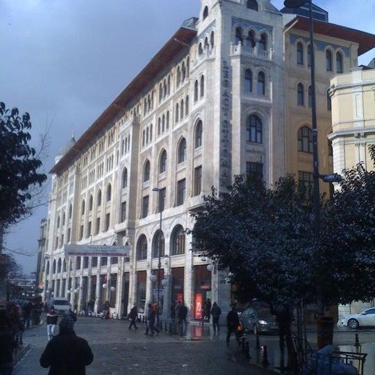 12/18/2012 tarihinde Gazanfer T.ziyaretçi tarafından Legacy Ottoman Hotel'de çekilen fotoğraf