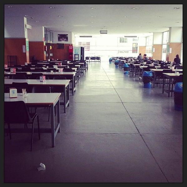 Cafeter a escuela t cnica superior de arquitectura etsam for Escuela tecnica superior de arquitectura