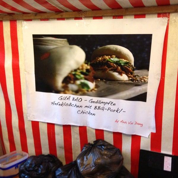 Das Foto wurde bei Street Food Thursday von Felix B. am 8/8/2013 aufgenommen