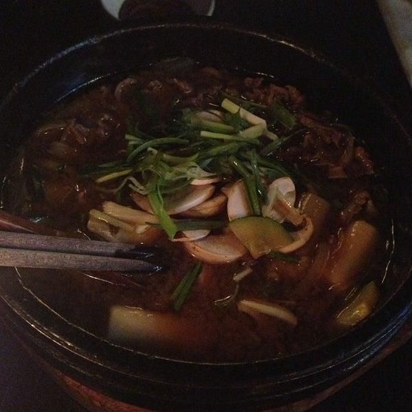 4/27/2013에 Tina W.님이 Kori Restaurant and Bar에서 찍은 사진
