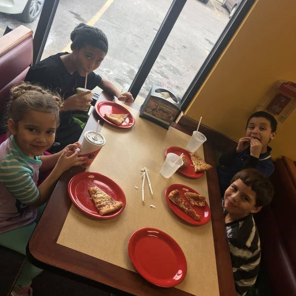 Photo taken at Cicis by Victoria W. on 12/10/2016