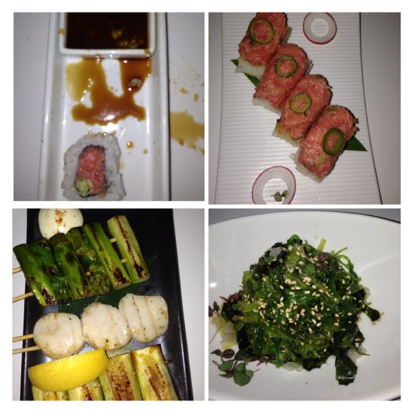 Photo taken at Katsuya Brentwood by Nick R. on 4/22/2013