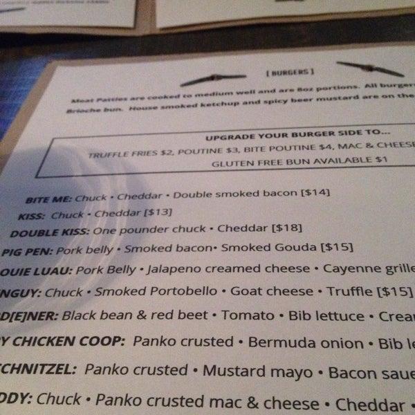 Foto diambil di Bite Burger House oleh Lara's Diary 😘 pada 11/15/2014