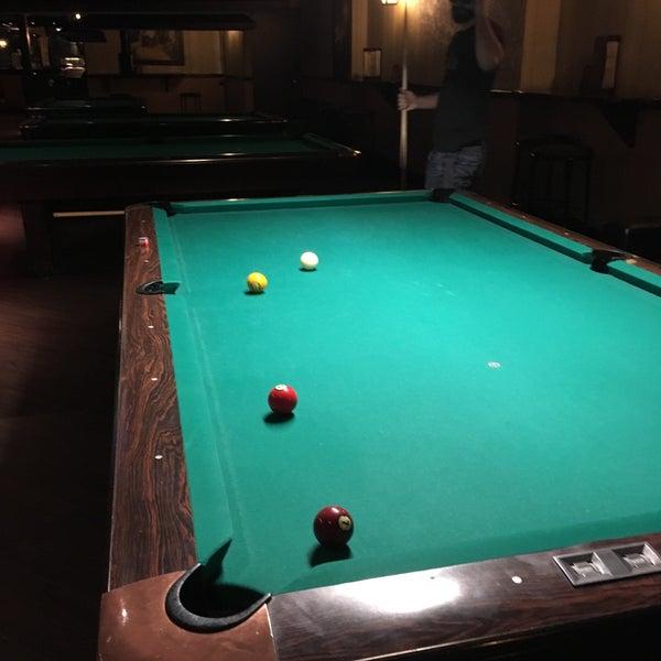 Billiards oshawa