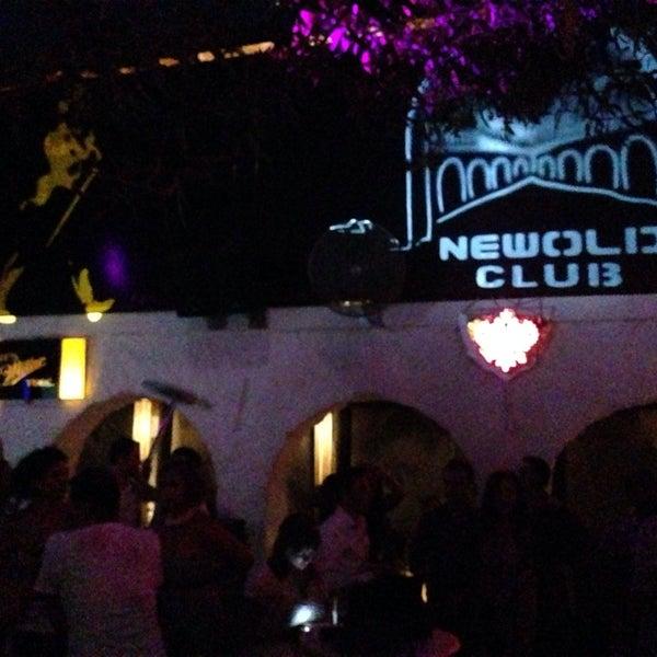 8/20/2013 tarihinde Fatih K.ziyaretçi tarafından NewOld Club'de çekilen fotoğraf