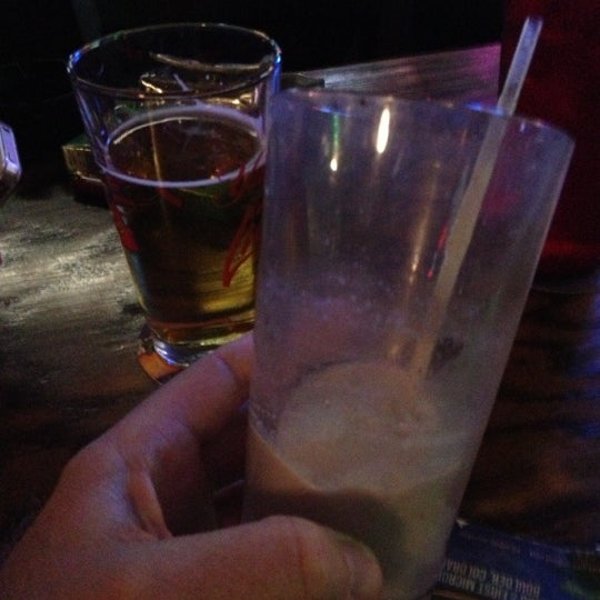 Photo taken at Broadway Brewhouse West by Travis+Julie w. on 11/23/2012