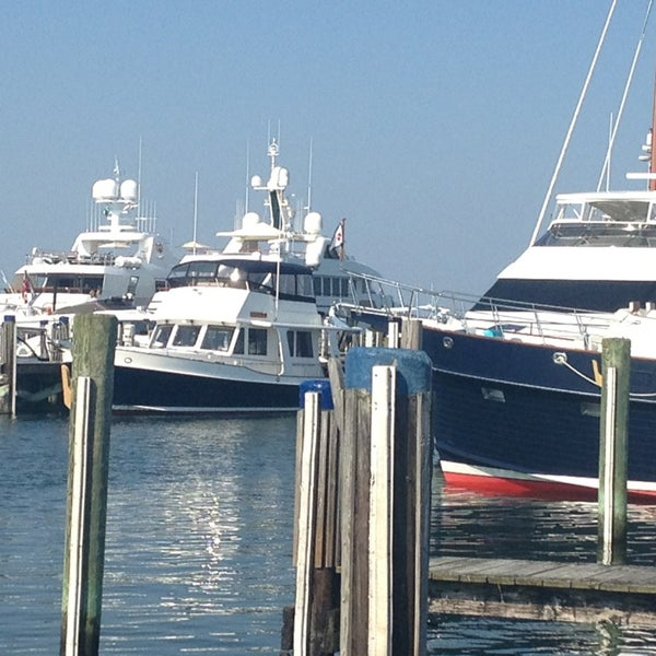 Photo taken at Nantucket Boat Basin by Christine W. on 7/16/2013
