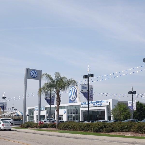 Volkswagen Dealership Las Vegas: Volkswagen Of San Bernardino