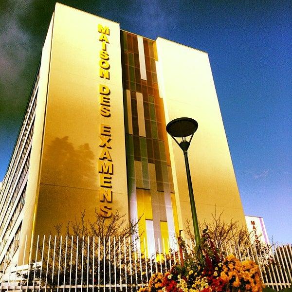 Maison des examens b timent universitaire laplace for Arcueil hotel maison des examens