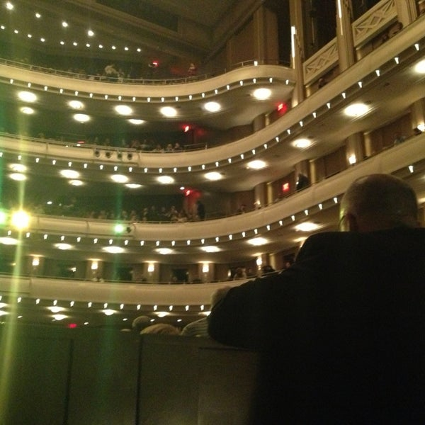 Photo taken at The Smith Center for the Performing Arts by Chris C. on 3/21/2013