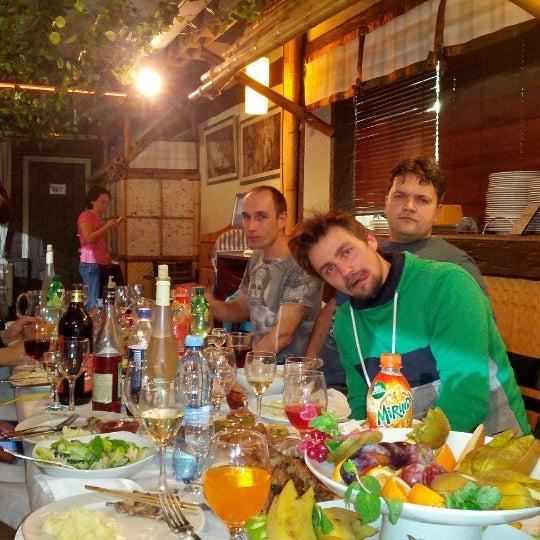 Photo taken at Я.Паста by Dmitry I. on 2/10/2013