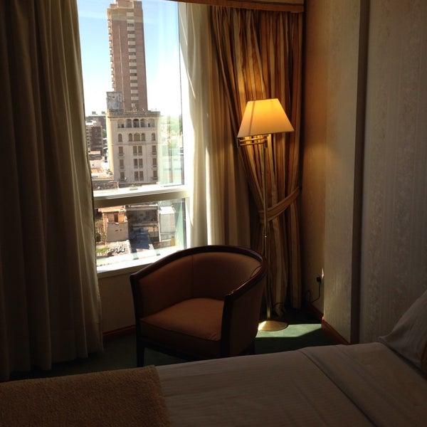 Foto tomada en InterTower Hotel por Gerardo S. el 3/22/2014