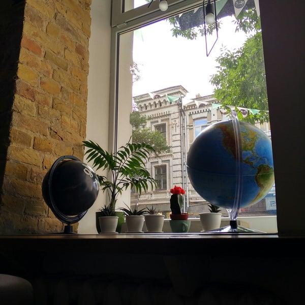 Снимок сделан в First Point Espresso Bar пользователем Romka 7/9/2017