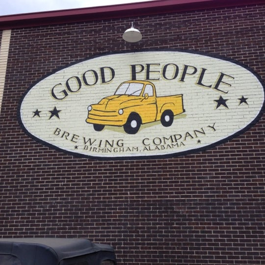 Photo taken at Good People Brewing Company by Louis W. on 10/10/2012