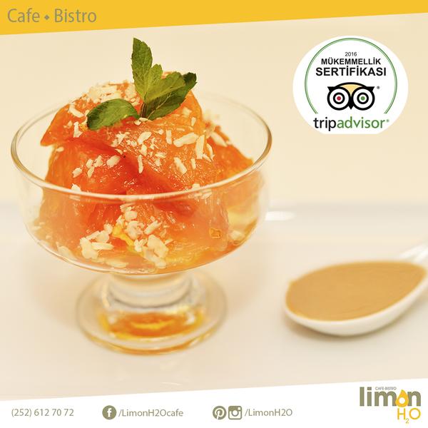 7/11/2016 tarihinde LimonH₂O Cafe Bistroziyaretçi tarafından LimonH₂O Cafe Bistro'de çekilen fotoğraf