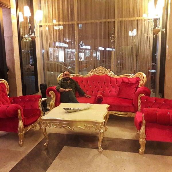Foto scattata a Esila Hotel Ankara da G3zg1n Z. il 11/23/2017