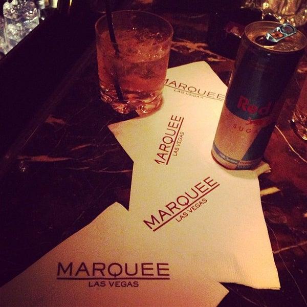Photo taken at Marquee Nightclub & Dayclub by Davis D. on 5/11/2013