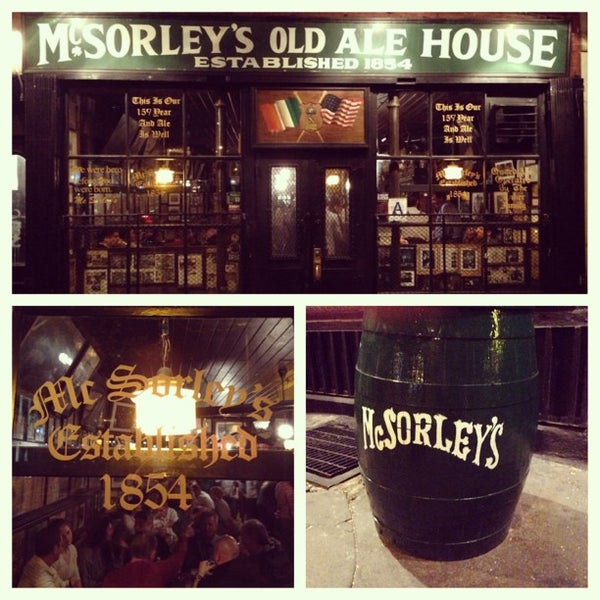 Photo prise au McSorley's Old Ale House par Grant B. le5/1/2013