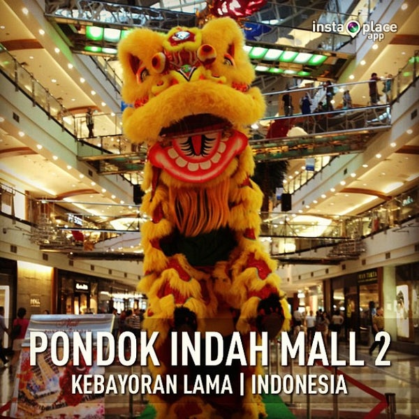 Photo taken at Pondok Indah Mall 2 by Siska Triana F. on 2/9/2013