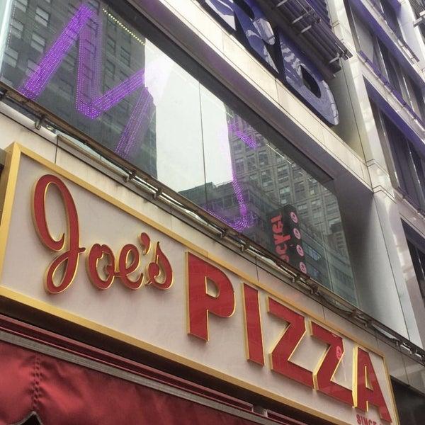 Foto tomada en Joe's Pizza por Panagiotis 🌌 el 5/20/2018