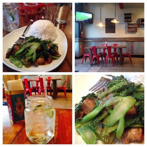 Thai Food Downtown Berkeley