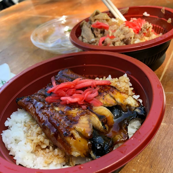 Food Places In Japantown