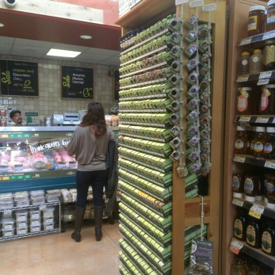 Photo taken at Whole Foods Market by Michael T. on 11/19/2012