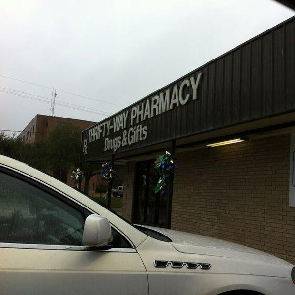 Thrifty Way Pharmacy In Deridder