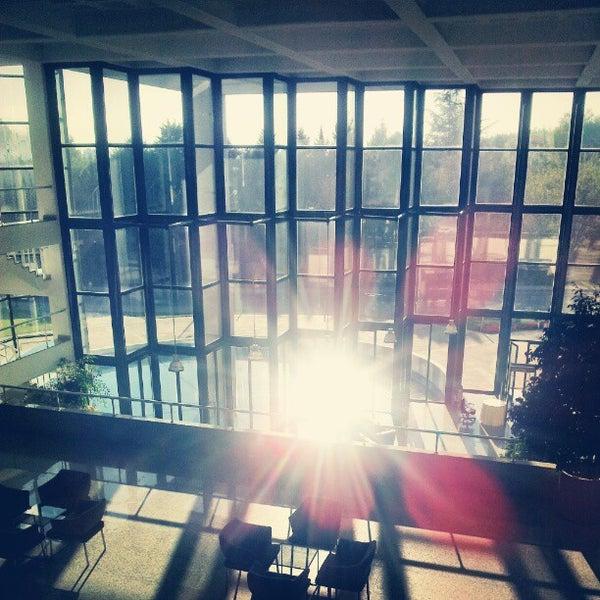 Foto diambil di İstanbul Teknik Üniversitesi oleh Milos D. pada 10/7/2012