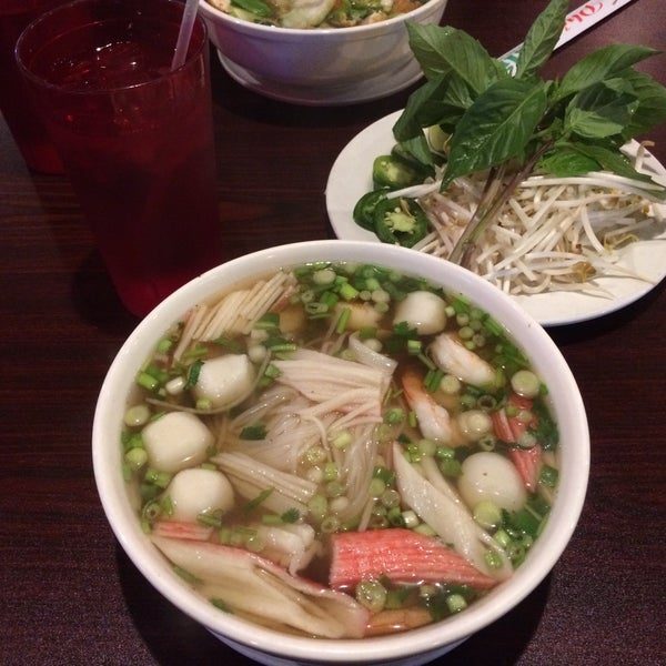 Pho cali asian restaurant for Asian cuisine and pho
