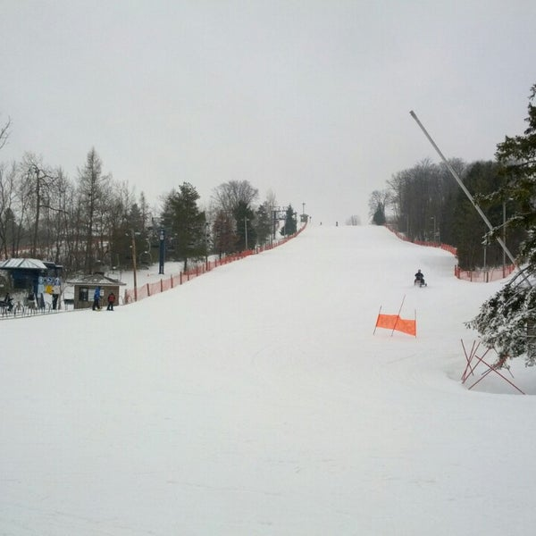 Photo taken at Chicopee Ski & Summer Resort by Bilal A. on 2/23/2013