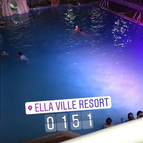 Ellaville Resort Pool In Binangonan