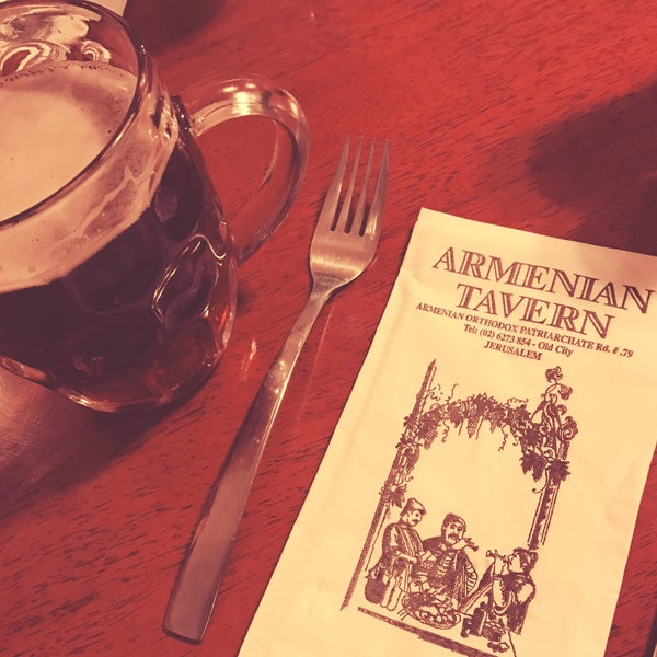 Photo taken at Armenian Tavern by Kirby T. on 2/23/2017