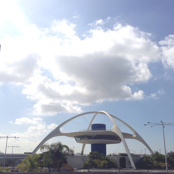 Photo taken at Los Angeles International Airport (LAX) by Liset M. on 10/10/2013