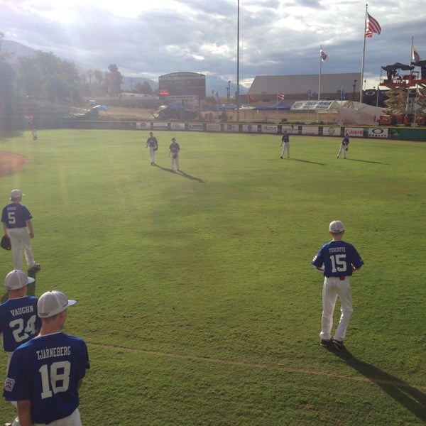 Photo taken at Little League Baseball Western Regional HQ by Liset M. on 8/3/2014