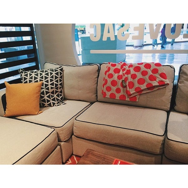 Photo Taken At Lovesac Alternative Furniture Co. By MrsHenryBrandt On  4/11/2014