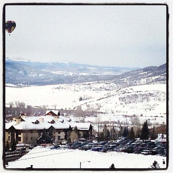 Photo taken at Steamboat Resort by laura h. on 3/26/2013