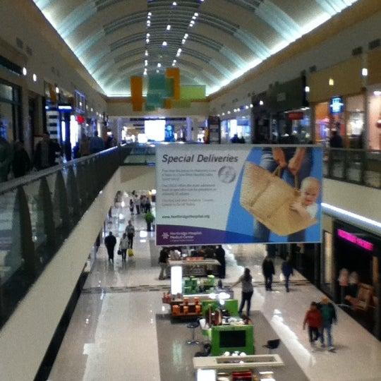 Photo taken at Northridge Fashion Center by Honeybuns on 11/14/2012