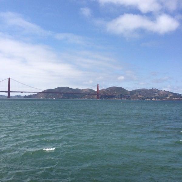 Photo taken at Golden Gate Yacht Club by Elyassin B. on 8/25/2014
