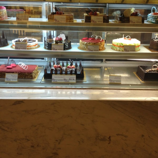 Photo taken at Clairmont Patisserie by lussy a. on 6/6/2013