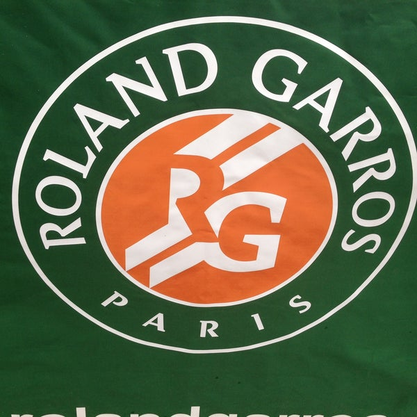 Photo taken at Stade Roland Garros by Nessim D. on 5/31/2013