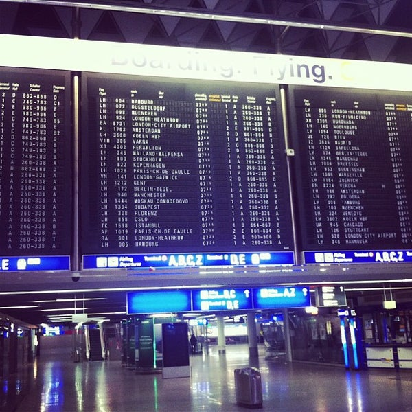 Das Foto wurde bei Frankfurt Airport (FRA) von nicolas am 6/26/2013 aufgenommen