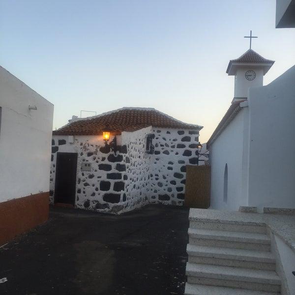 Photo taken at Iglesia Santa Ana by Eva P. on 7/28/2016