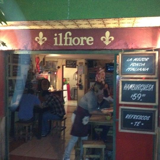 Foto tomada en Ilfiore : Fonda Popular Italiana por Diego A. el 1/4/2013