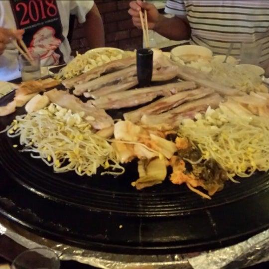 tong sam gyup goo yi restaurant   korean restaurant in
