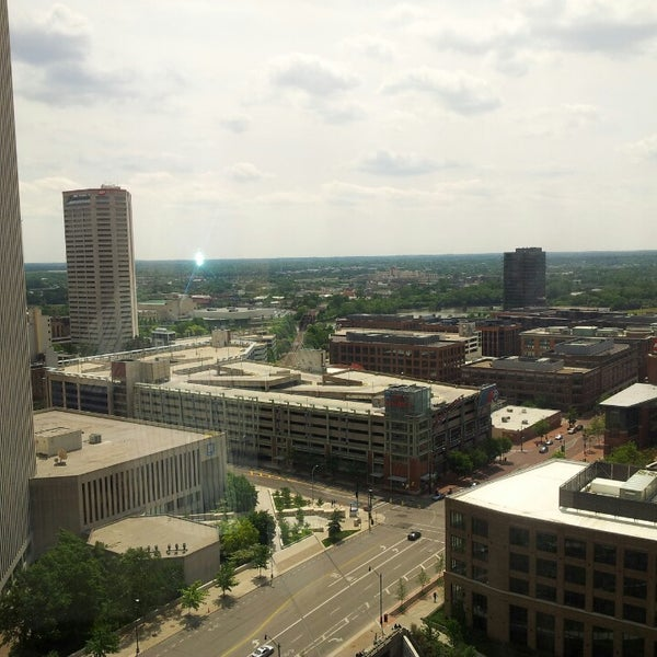 Photo taken at Hyatt Regency Columbus by Matt M. on 5/25/2013
