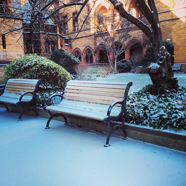 Photo taken at Church of the Holy Trinity (Episcopal) by Teddy on 1/28/2013